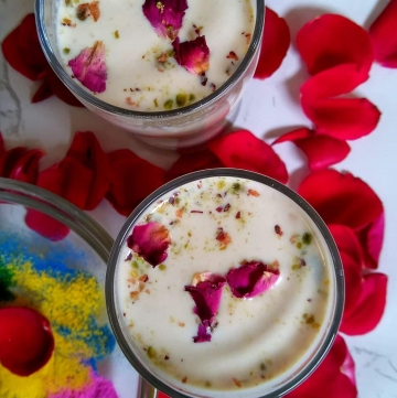 Thandai Recipe how to make