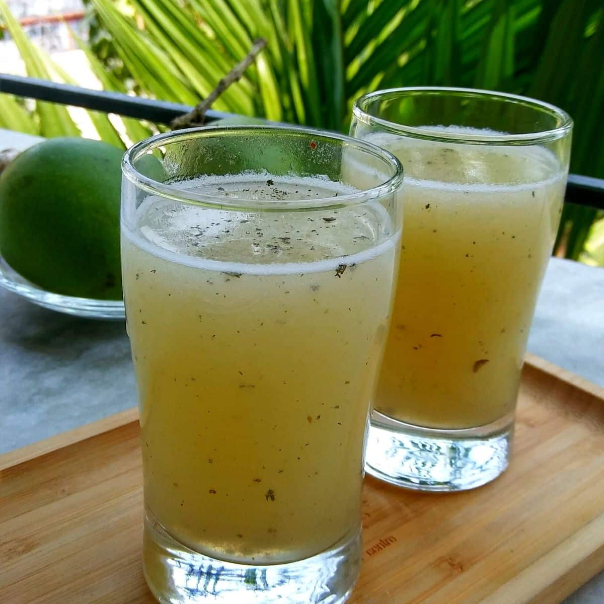 Aam Pora Sharbat Recipe | Bengali Aam Panna - Spoons Of Flavor