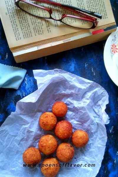 Paneer And Potato Balls Recipe