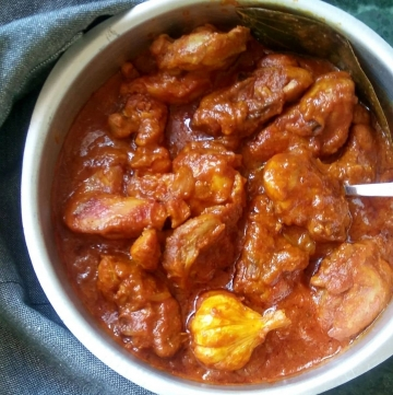 Bihari Style Chicken Curry | Bihari Chicken Masala