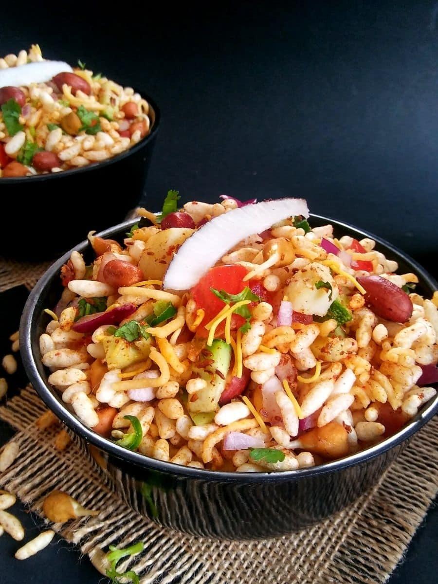 Calcutta Spiced Puffed Rice