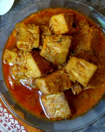 Kathal Curry