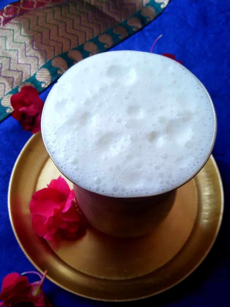 Sweet Plain Indian Lassi