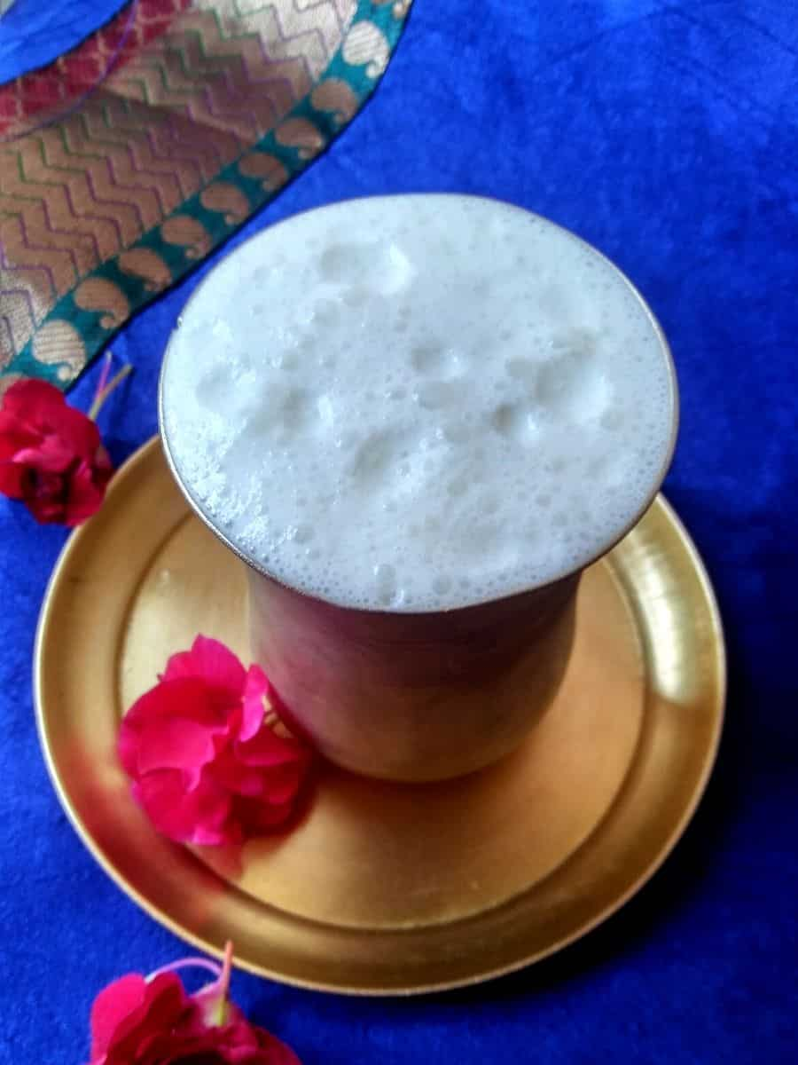 Plain Lassi Recipe
