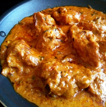 Shahi Chicken Changezi