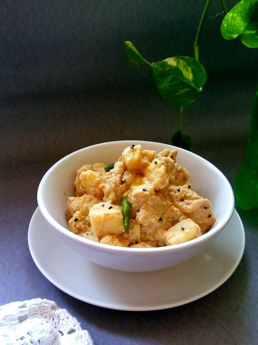 Aloo Posto Recipe