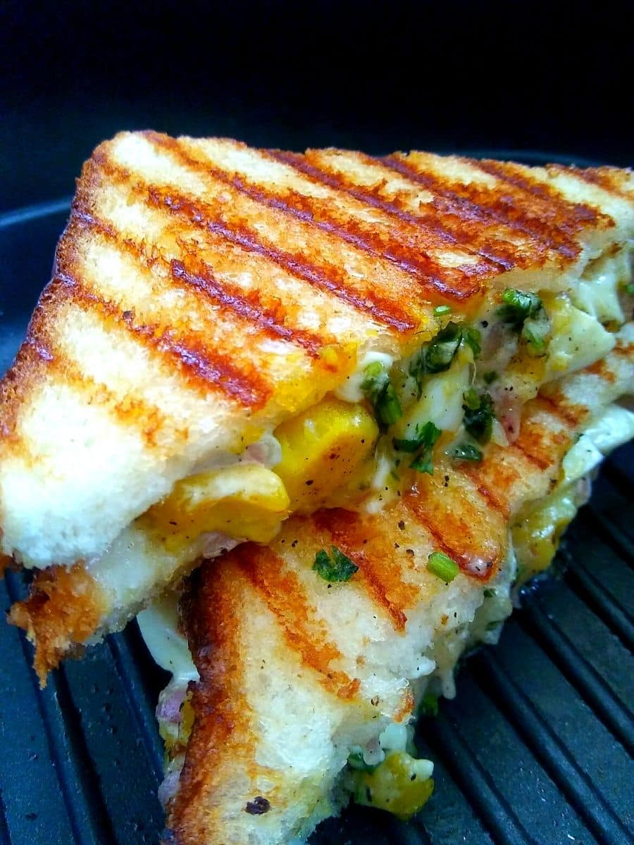 Boiled Egg Sandwich Recipe