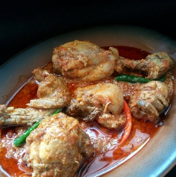 Simple Kadai Chicken Recipe