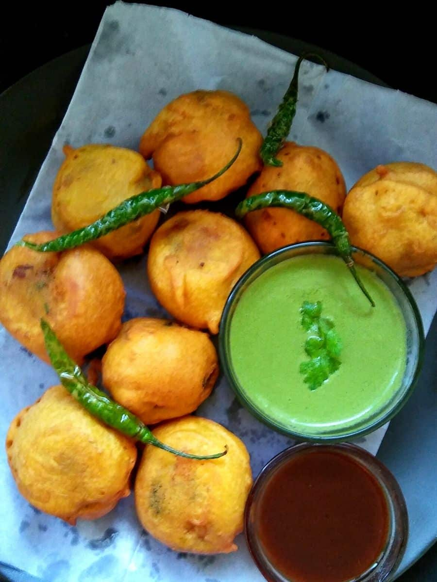Potato Bonda Recipe