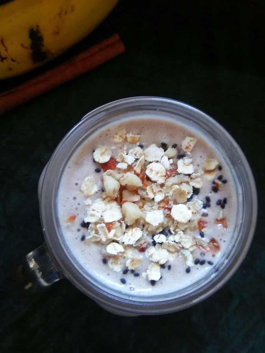 Oats Breakfast Smoothie