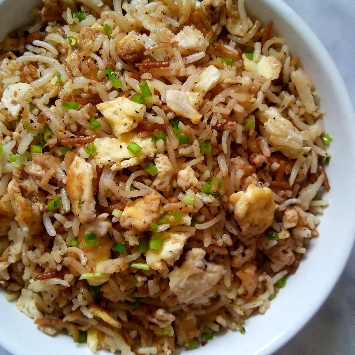 Hibachi Fried Rice